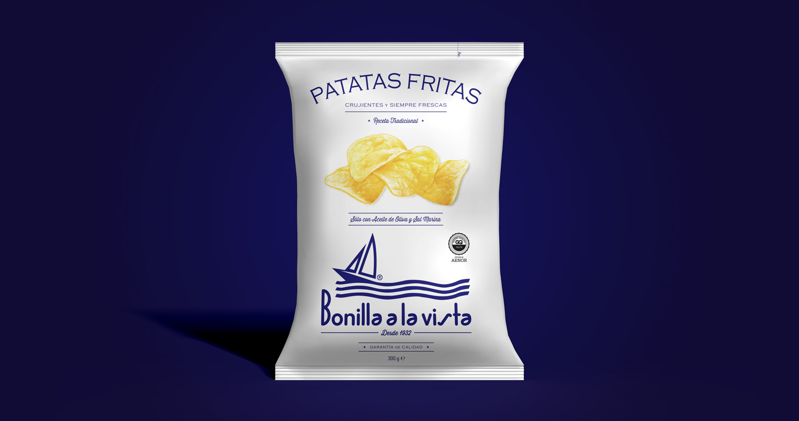 Bonilla Bolsa Patatas