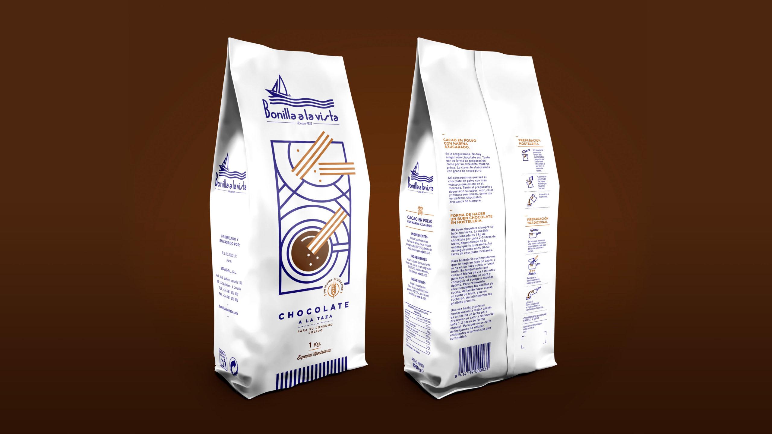 Chocolate Bolsa