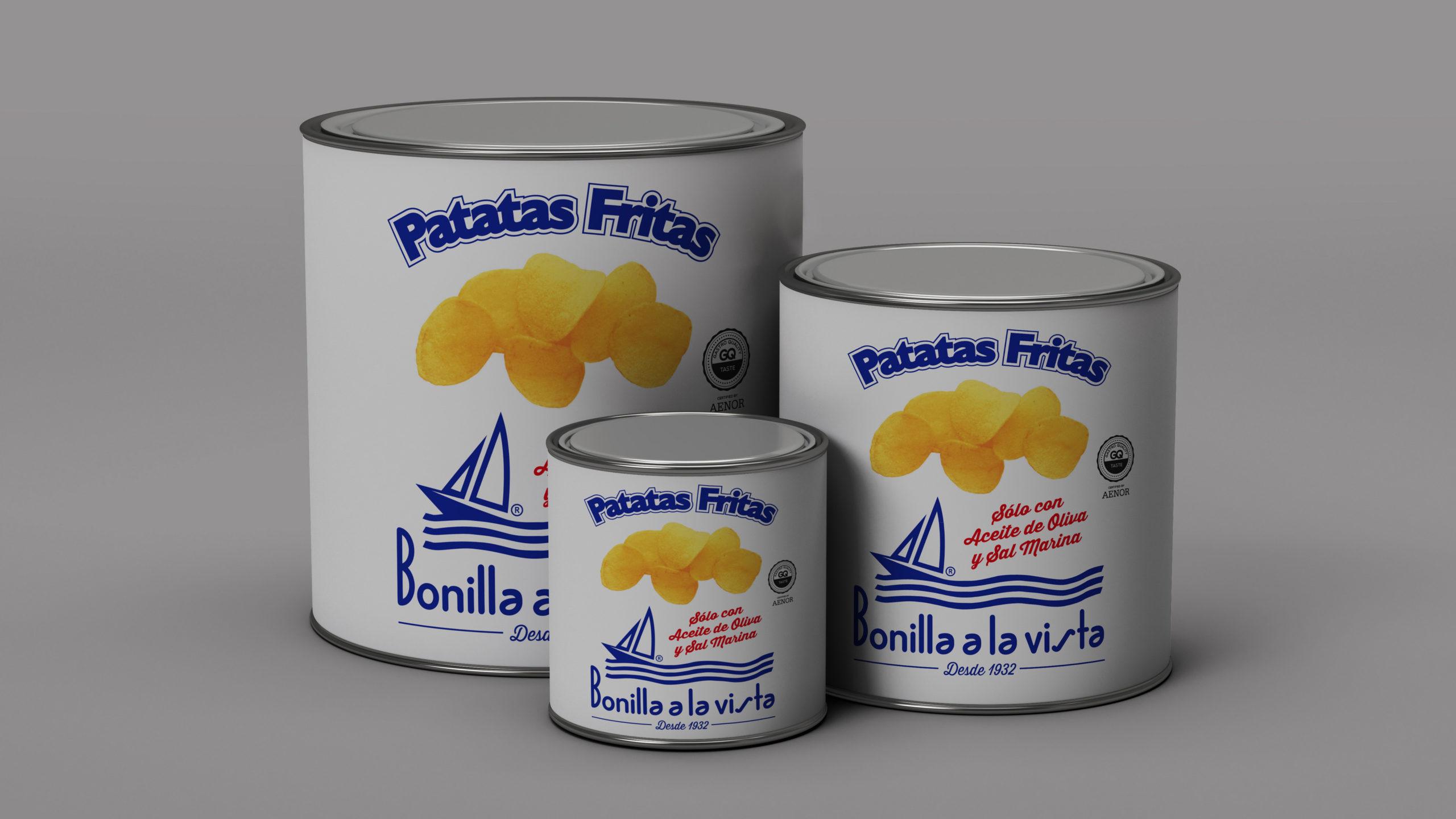 Latas Patatas